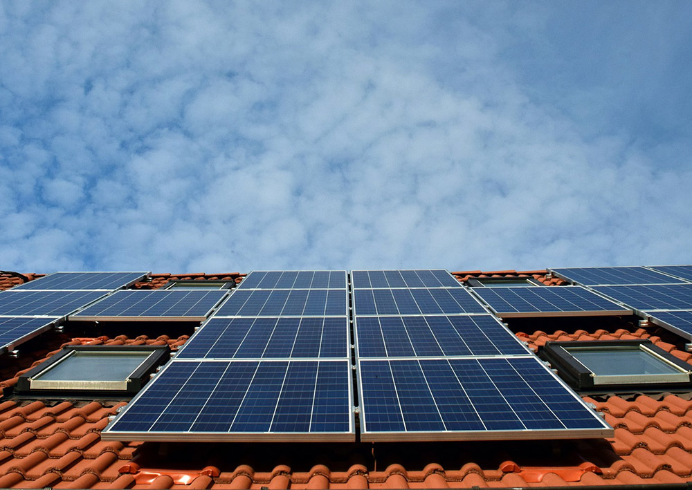 Choose Hall Electrical to Install Solar Panels
